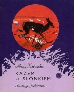 Okładka książki Razem ze słonkiem. Szaruga jesienna