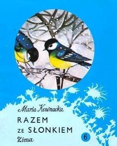 Okładka książki Razem ze słonkiem. Zima