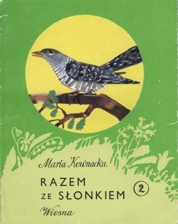 Okładka książki Razem ze słonkiem. Wiosna