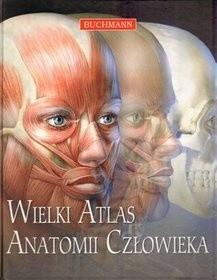 Okładka książki Wielki atlas anatomii człowieka