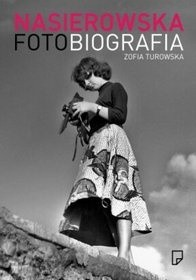 Okładka książki Nasierowska. Fotobiografia