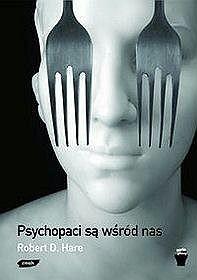 Okładka książki Psychopaci są wśród nas