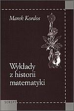 Okładka książki Wykłady z historii matematyki