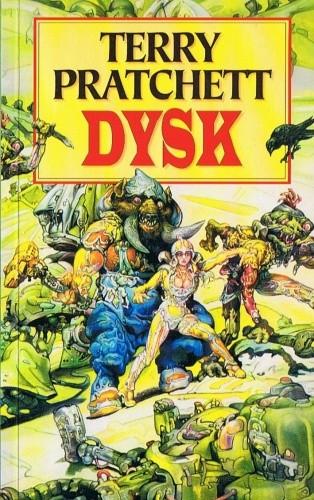 Okładka książki Dysk