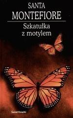 Okładka książki Szkatułka z motylem