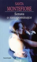 Okładka książki Sonata o niezapominajce