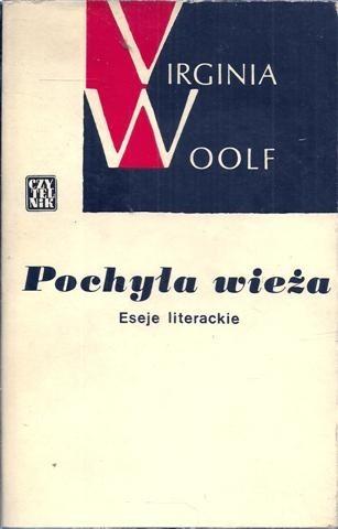 Okładka książki Pochyła wieża. Eseje literackie