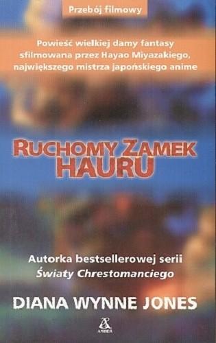 Okładka książki Ruchomy zamek Hauru