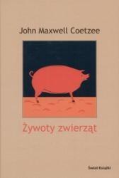 Okładka książki Żywoty zwierząt