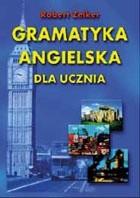 Okładka książki Gramatyka angielska dla ucznia