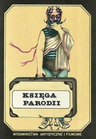 Okładka książki Księga parodii