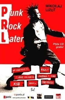 Okładka książki PRL – Punk Rock Later