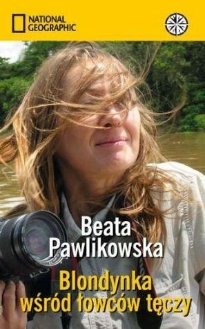 Okładka książki Blondynka wśród łowców tęczy