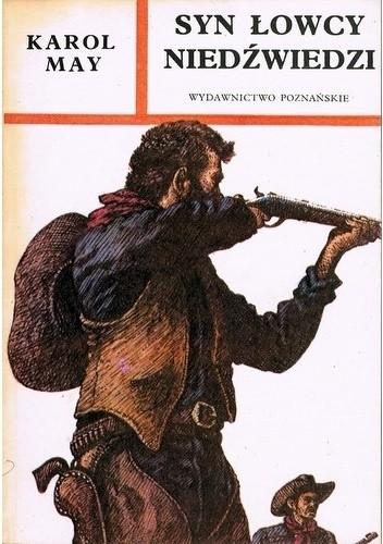 Okładka książki Syn Łowcy Niedźwiedzi