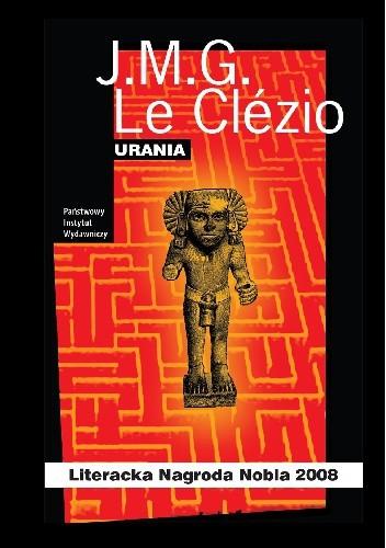 Okładka książki Urania