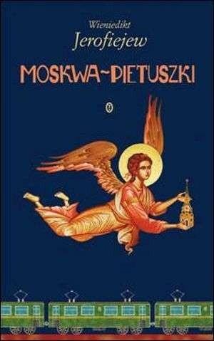 Okładka książki Moskwa — Pietuszki