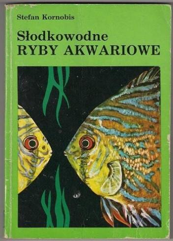 Okładka książki Słodkowodne Ryby Akwariowe