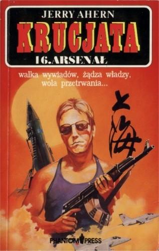 Okładka książki Arsenał