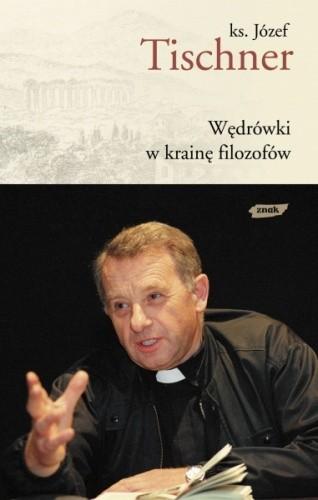 Okładka książki Wędrówki w krainę filozofów