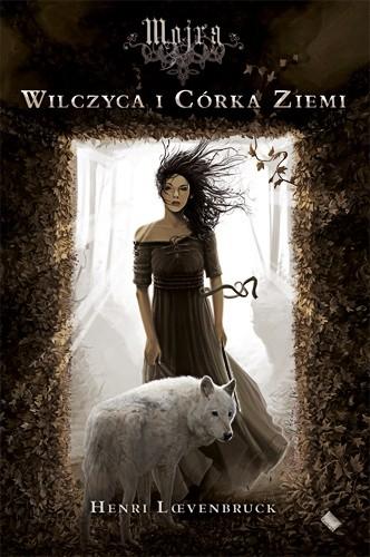 Okładka książki Wilczyca i Córka Ziemi