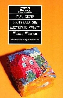 Okładka książki Tam, gdzie spotykają się wszystkie światy