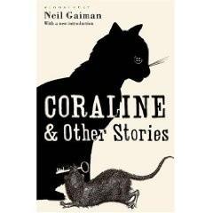 Okładka książki Coraline and other stories