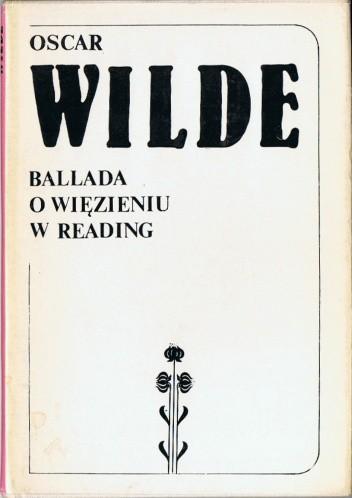 Okładka książki Ballada o więzieniu w Reading