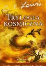 Okładka książki Trylogia kosmiczna