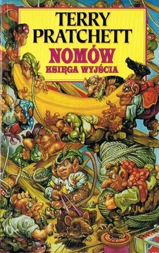 Okładka książki Nomów Księga Wyjścia