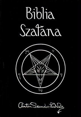 Okładka książki Biblia Szatana