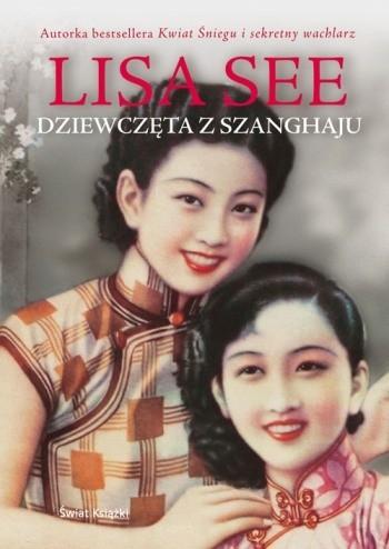 Okładka książki Dziewczęta z Szanghaju