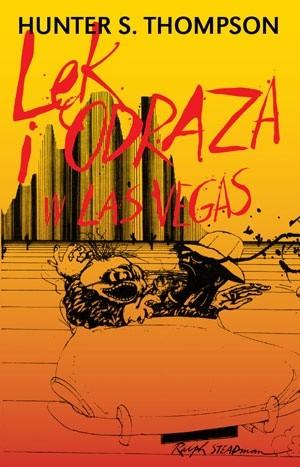 Okładka książki Lęk i odraza w Las Vegas
