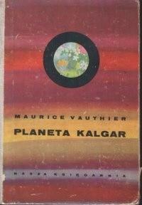 Okładka książki Planeta Kalgar