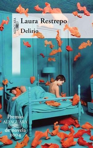 Okładka książki Delirio