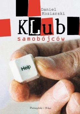 Okładka książki Klub samobójców