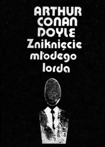 Okładka książki Zniknięcie młodego lorda