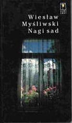 Okładka książki Nagi sad