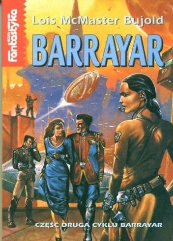 Okładka książki Barrayar