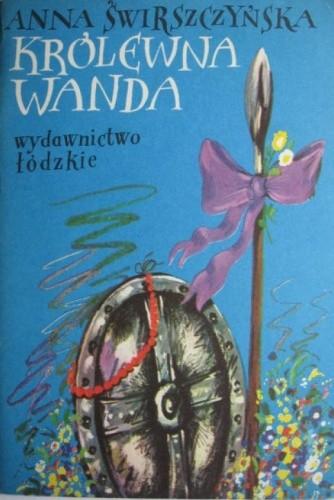 Okładka książki Królewna Wanda