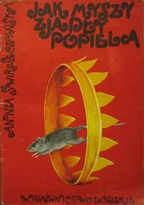 Okładka książki Jak myszy zjadły Popiela