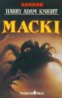 Okładka książki Macki