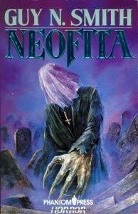 Okładka książki Neofita