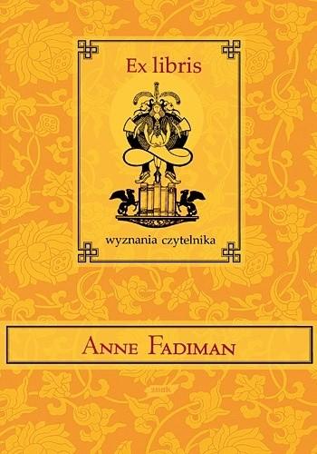 Okładka książki Ex libris. Wyznania czytelnika
