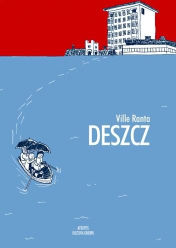 Okładka książki Deszcz
