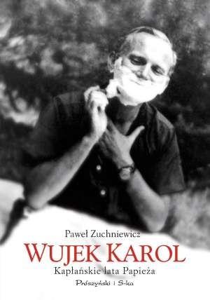 Okładka książki Wujek Karol