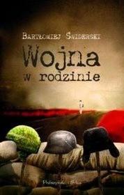 Okładka książki Wojna w rodzinie