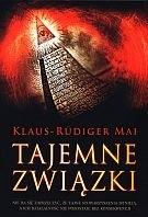 Okładka książki Tajemne Związki
