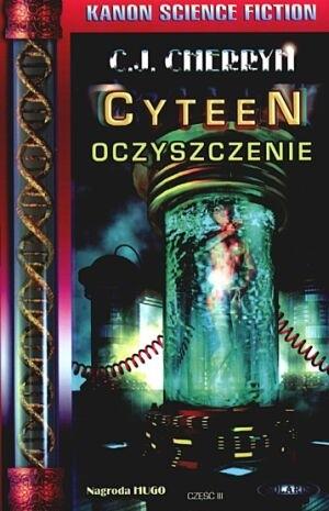 Okładka książki Cyteen. Oczyszczenie