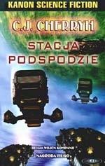 Okładka książki Stacja Podspodzie