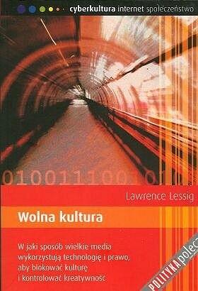 Okładka książki Wolna kultura